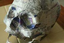 Crafty stuff / by Dionna Mestas