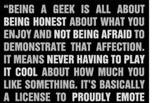 Geekery / by Sarah Brockman
