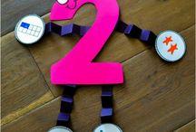 preschool ideas / by Mariela Rodriguez