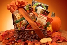 Fantastic Fall Baskets / Great gift ideas for Fall and Thanksgiving / by GiftBasketsPlus.com