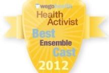 #HAAwards - Best Ensemble Cast Award / (Non-profit, advocacy group, health organization) – Awarded to a group who radvocates with tireless dedication and wide-reaching impact.  / by WEGO Health