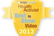 #HAAwards - Best in Show: Video / Awarded to someone who exemplifies the use of video to raise awareness and make connections.  / by WEGO Health