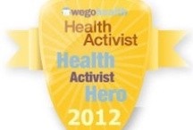 #HAAwards - Health Activist Hero Award / Awarded to an inspiring, supportive, and knowledgeable Health Activist who has truly changed people's lives.  / by WEGO Health