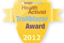 #HAAwards - Trailblazer Award / Awarded to the Health Activist who is ahead of every curve, excited by new technology, and encourages everyone to join them.  / by WEGO Health