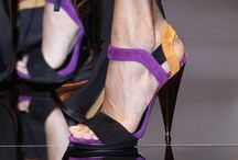 Head Over Heels / We know you have a love affair with shoes. Here, some of fall's worthiest catches.   / by gucci