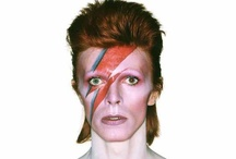 """Electric Archives / In partnership with Gucci, the V&A's extraordinary """"David Bowie Is"""" exhibit opens in London. Here's a look at the unprecedented retrospective. / by gucci"""