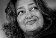 Zaha Hadid / by Abitare Interiorismo