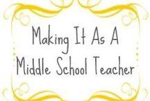 Teaching Ideas/Materials  / by Lianna DelGreco