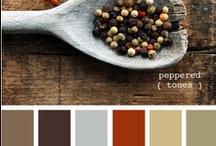 Color schemes / by Randa Boggs
