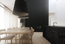 Interiors / by funkis Swedish Forms