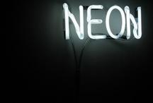 Neon & Lights / by João Costa