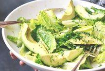 Salad & dressing / by Randa Boggs