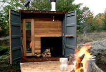 sauna / the ultimate sauna / by funkis Swedish Forms