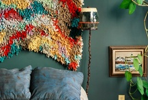 Beautiful Bedrooms / by The Bright Bold Bohemians {Chrystal}