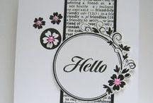Card Ideas / by Ann Marie Robalik