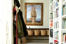 Mudroom / by The Bright Bold Bohemians {Chrystal}