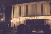 Celebrating Burberry Flagship Stores / In celebration of our iconic Burberry flagship stores around the world including 121 Regents Street, Michigan Avenue and Pacific Place / by Burberry