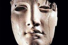 """The Last of The Wine / """"Rien n'égale la beauté d'une inscription latine votive ou funéraire: ces quelques mots gravés sur la pierre résument avec une majesté impersonelle tous que le monde a besoin de savoir de nous. C'est en latin que j'ai administré l'empire; mon épitaphe sera incisée en latin sur les murs de mon mausolée au bord du Tibre, mais c'est en grec que j'aurais pensé et vécu"""" Mémoires d'Hadrien / by Silvia De Vecchi"""