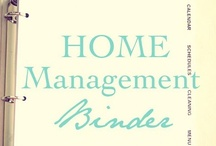Home Organization / by Laura