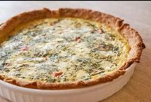 Quiche / by Food So Good Mall