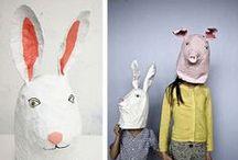 Halloween Decor & Costumes / by Sara Christensen
