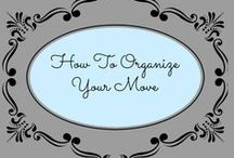 """PCS / Moving Tips / Moving (""""Permanent Changes of Station"""" in military lingo) tips / by Laura"""