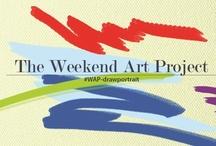 Weekend Art Project-Portrait / by PicsArt Photo Studio