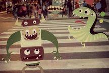 PicsArt Clipart Monsters / by PicsArt Photo Studio