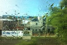Rainy Day Photos / See the world through raindrops... / by PicsArt Photo Studio