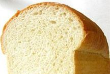 Recipes to Try - Bread Machine Recipes & Tips / by Laura