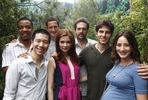 Grimm Cast / by Grimm