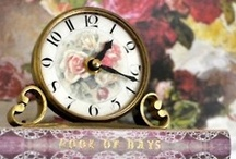 Clocks & Watches / by Karen Swanger