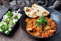 Indian Food / by Jennifer Jacesko