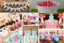 Baby Shower/Kid's Party Ideas / Not pregnant - just pinning for future reference. / by Alexa Linger