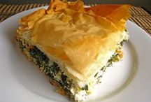 Greek Food / by Jennifer Jacesko