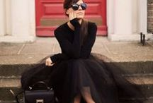Fashion Inspiration / A collection of fashion images that inspire me! / by Marie McGrath