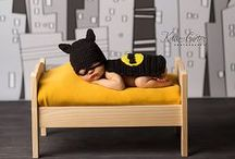 Baby Infant  Photography Ideas / by BACKDROP OUTLET