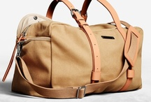 Sac Hommes / by peanutbutterjelly