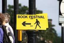Edinburgh International Book Festival 2012 / by Anobii Books