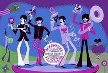 The Beatles / by Joyce Kolb