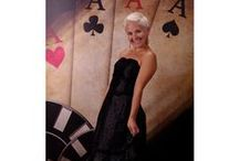 VEGAS! / Use these beautiful backdrops at a themed party! / by BACKDROP OUTLET
