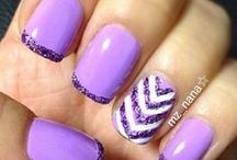 NAILed it:) /  I love nails:) / by -Gracie- Ogle