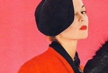 VINTAGE CHIC!! / HIGH FASHION COUTURE AND PRET A PORTER FROM 1920S TO 2000! / by Steve Goss