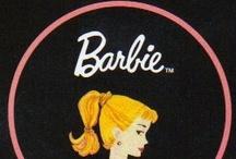 VINTAGE BARBIE!! / by Steve Goss