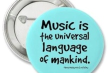 Music around the World / I love music -- ALL music! / by Becky Medina
