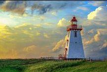 Prince Edward Island / by Dab Hands