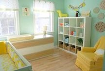 Nursery Ideas... / by Tara Parks-Delfino