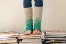 CRAFT // Knitty gritty / knitting patterns + ideas / by Calee [ life+running / chimesdesign ]
