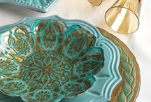 Table & Serving Pieces / by Gail Sowers