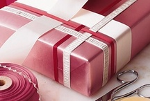 Gifts & Wrappings / by Gail Sowers